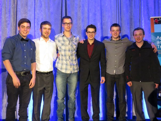 2015 RAP AWARDS STUDENTS