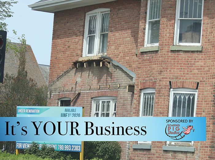 Town awards funding to five businesses for storefront improvements
