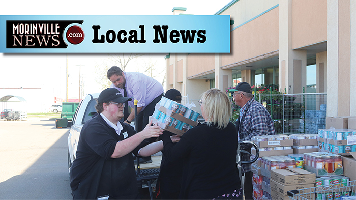 Food Bank receives $4000 worth of groceries from Sobeys