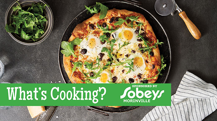 What's Cooking?: The incredible story of the green egg [recipe]