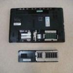 ノートPCのメモリ交換とHDD交換