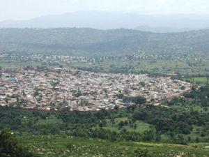 エチオピア・ハラール(Echipia Harar)の城郭都市