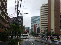 夏至の松見坂交差点