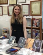 BookSigning and Reading in NJ
