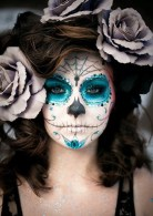 Ideas originales de maquillaje para Halloween 001