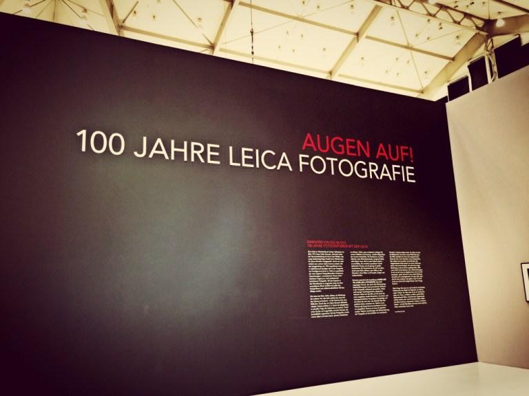 Leica - 100 exhibition