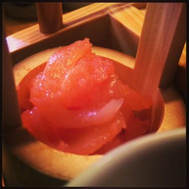 Matsumi - ika sashimi