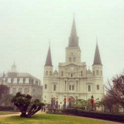 St. Louis Cathedral at Jackson Square