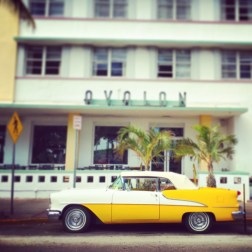 Miami Beach - Ocean Drive - Avalon