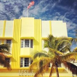 Miami Beach - Ocean Drive - Leslie