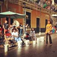 Street Music in New Orleans - 6