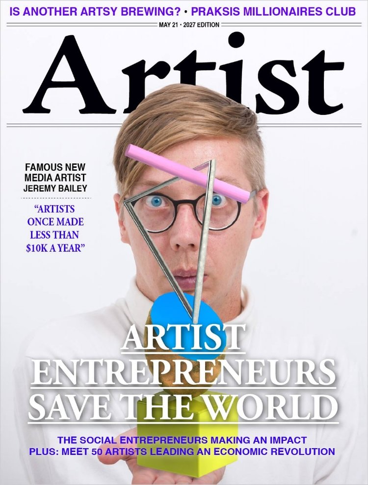 Artist Entrepreneurs - Save The World