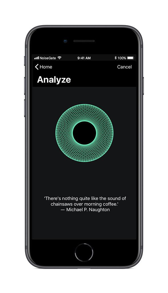 noisegate.co - Analyze
