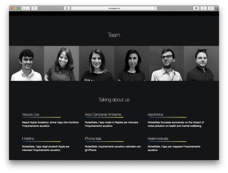 noisegate.co - team