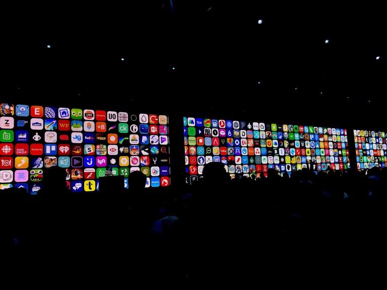 WWDC 2018 Apps Wall