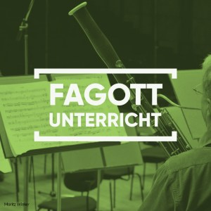 Fagottunterricht mit Moritz Winker