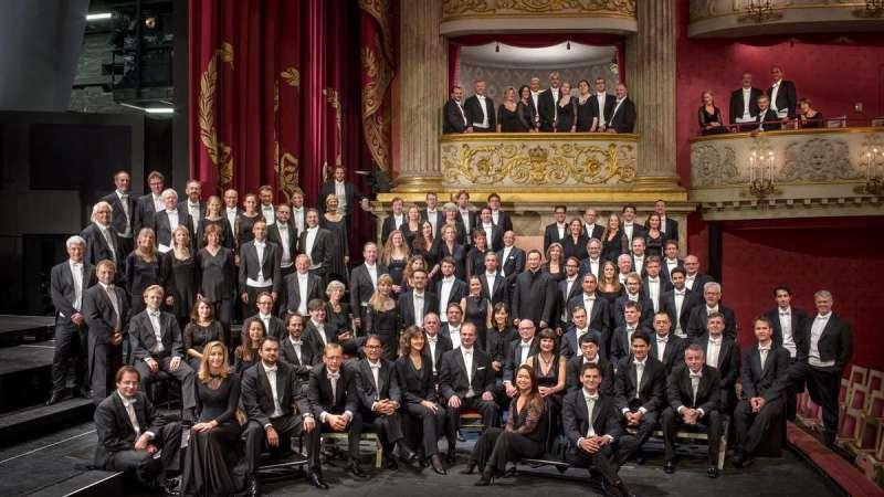 Musiker des Bayerischen Staatsorchesters