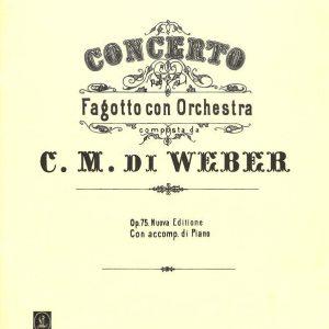 Concerto Bassoon