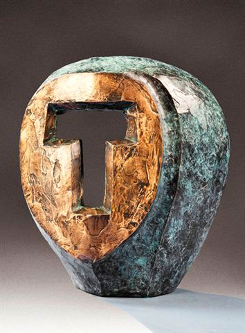 Bronze Sculpture by Morley Myers