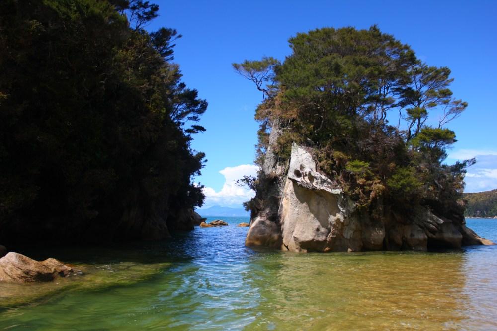 Día 10 Parque nacional de Abel Tasman, excursión en kayak! (6/6)