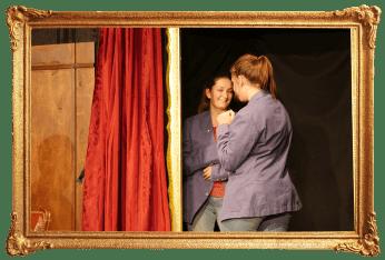 Lilli Schneider und der Spiegel
