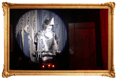 Ritterrüstung im Schloss