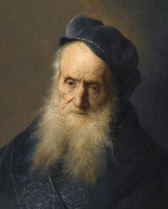 9_Jan Lievens_Tronie van een oude man_M