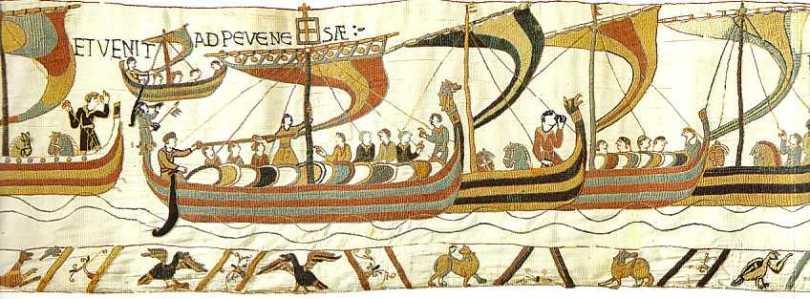 Bayeux-Landing