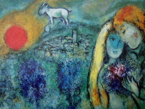 Chagall_Amoureux
