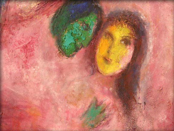 Hooglied Marc Chagall01