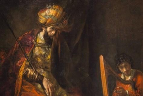 Rembrandt_Saul en David_2