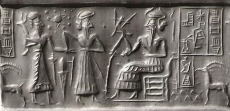 Sumerische astronomie