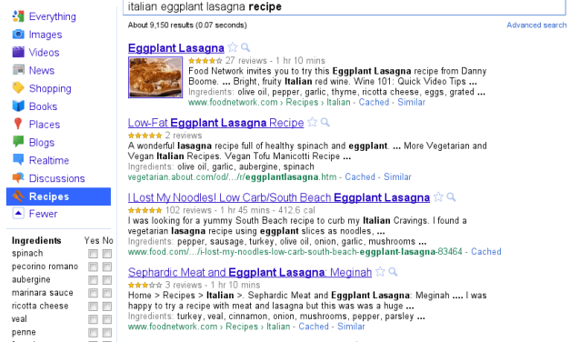 Food mormon life hacker use google for great recipes forumfinder