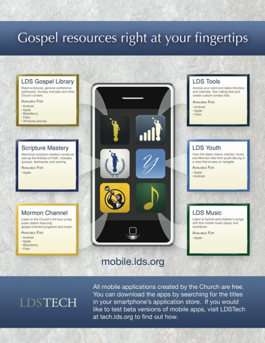Lds Org App For Iphone