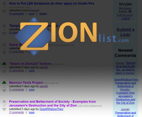 ZionList logo