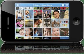 Children's LDS Sing-Along app