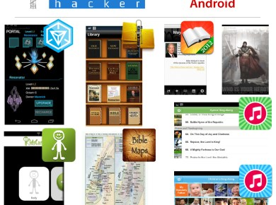 Win LDS Android apps and an Ingress invite!