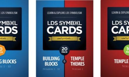 LDS Symbol Cards on Kickstarter