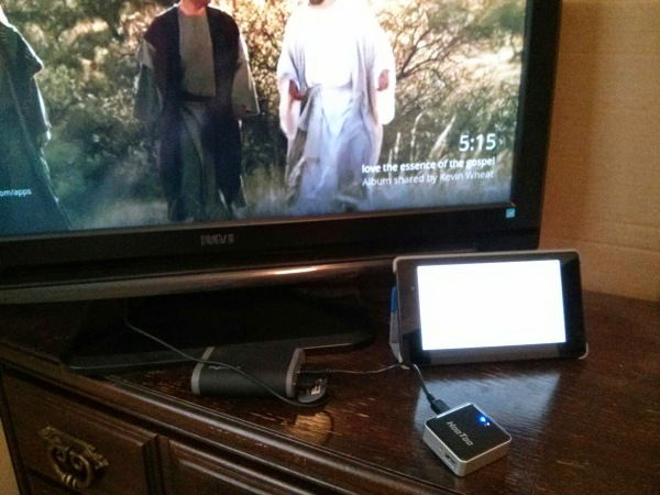 chromecast-in-church-setup