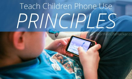 Teach Children Phone Use Principles: A Response to the Phone Contract
