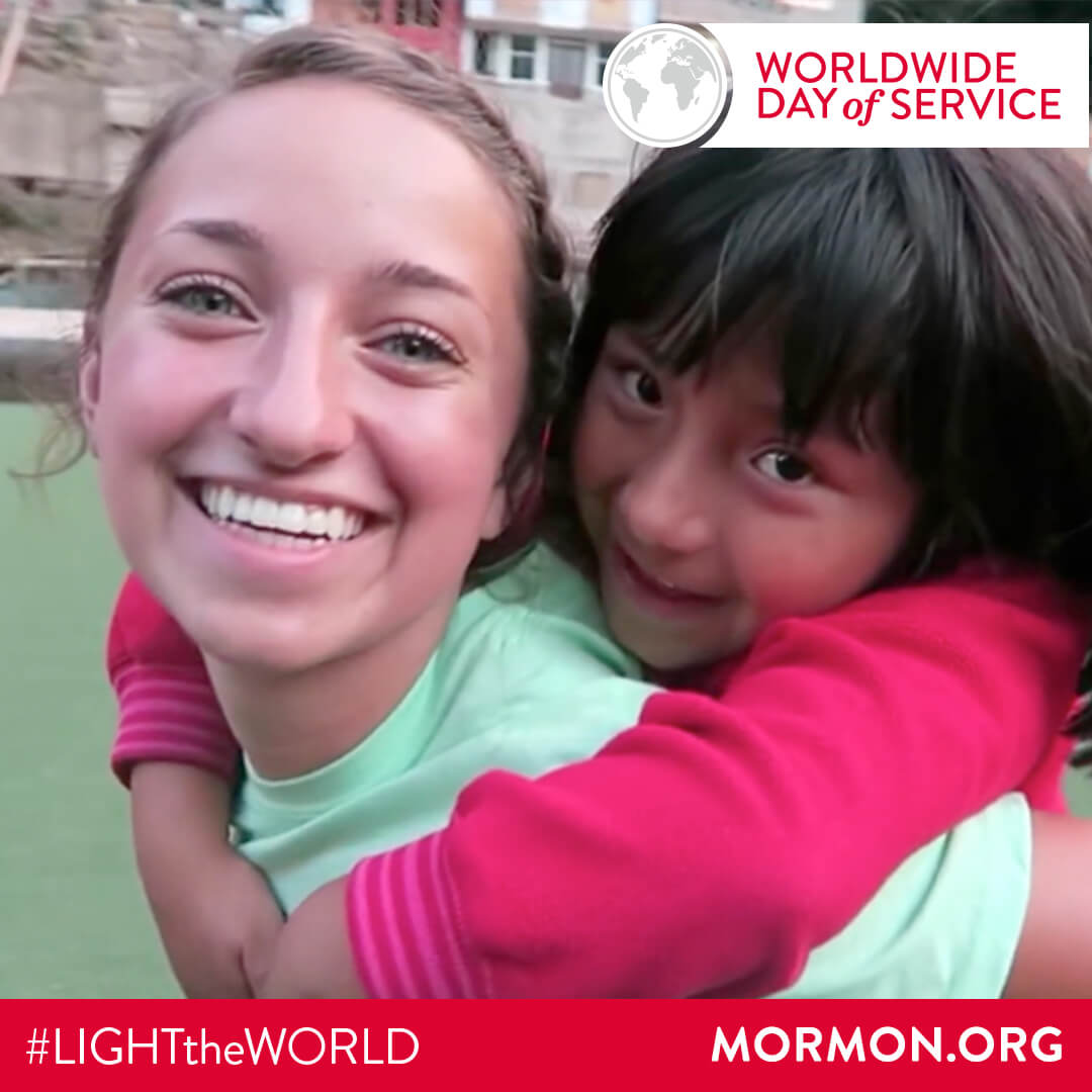 LIGHTtheWORLD with mormon org: Learn more about the 2016 Christmas