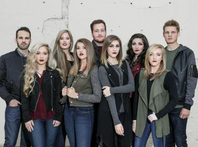 SPARK singers Utah #LIGHTtheWORLD
