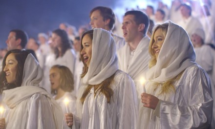 REMEMBER THIS? The World's Largest Live Nativity—the world-record was broken in 2014!