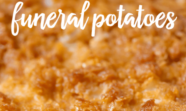Finally, an easy funeral potatoes tutorial (video and recipe) all Mormons will love!
