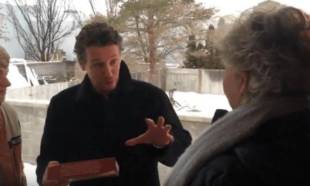 The (Mistaken) Spirit of Home Teaching (with Scott Christopher from BYUtv's Granite Flats)