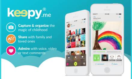 Keepy: The best app to organize family photos, artwork, and school papers (and it is FREE!)