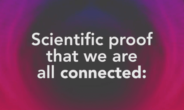 Children of Heavenly Parents: Scientific proof that we are all connected