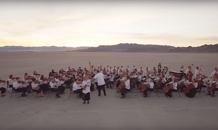 "The touching story behind the Lyceum Orchestra's ""If You Could Hie to Kolob"""