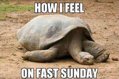 Fast sunday funny meme