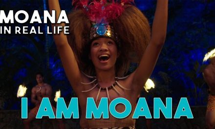 "Disney's ""I am Moana"" – LDS YouTubers WORKING WITH LEMONS Official ""In Real Life"" music video"